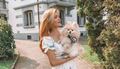 """Cristina Gheiceanu, despre relația Adelei cu patrupedul casei: ,,Voi cum ați proceda?"""""""