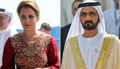 Răsturnare de situație. De ce l-a părăsit Prințesa Haya pe emirul Dubaiului?