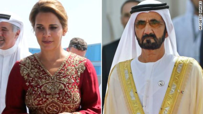 Foto: Răsturnare de situație. De ce l-a părăsit Prințesa Haya pe emirul Dubaiului?