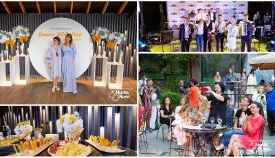 Muzică, distracție pe cinste și voie bună la evenimentul marca Nunta by Aura – www.nuntabyaura.md!