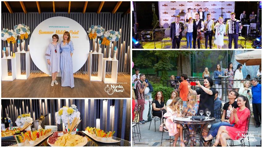 Foto: Muzică, distracție pe cinste și voie bună la evenimentul marca Nunta by Aura – www.nuntabyaura.md!