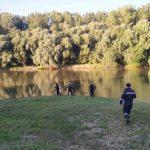 Foto: Un tânăr din Ștefan Vodă a sărit în râul Nistru pentru a salva o fată, însă a murit înecat