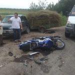 Foto: Grav accident la Anenii Noi