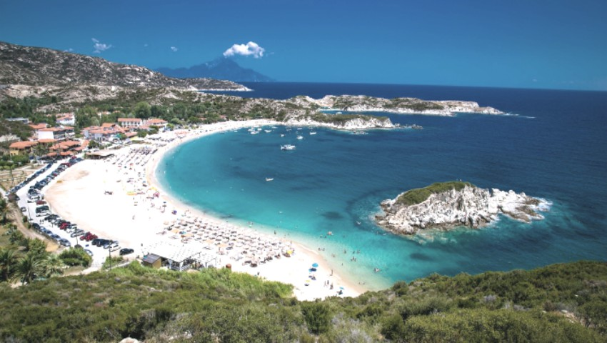 Foto: Furtună violentă în peninsula Halkidiki din Grecia: 6 turiști au murit, iar peste o sută au fost răniți