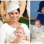 Foto: Tributul emoționant adus prințesei Diana de către Harry, la botezul fiului său