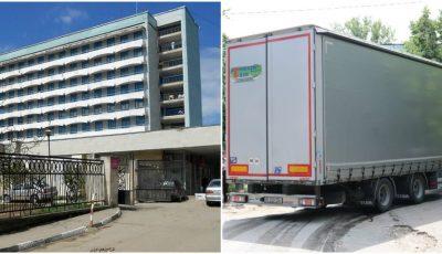 O moldoveancă a adus Spitalului Clinic din Bălți un ajutor umanitar de peste 150 de mii de euro