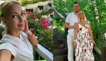 Lera Kudryavtseva a arătat chipul fetiței ei, în vârstă de 11 luni