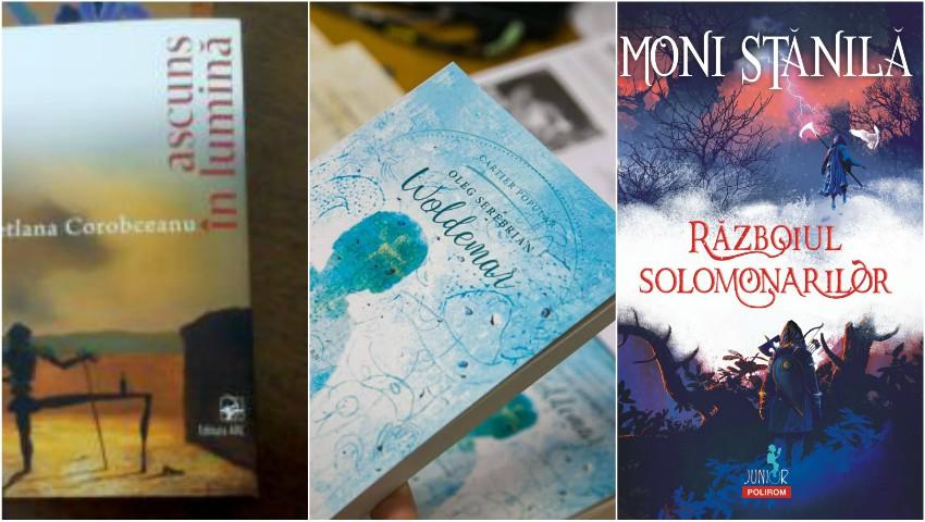 Foto: Gala Premiilor Uniunii Scriitorilor din Moldova: care sunt cele mai bune cărți scrise în țara noastră în 2018