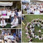 Foto: Video! Cum a decurs prima ediție a Festivalului Familiei și Tradițiilor Populare