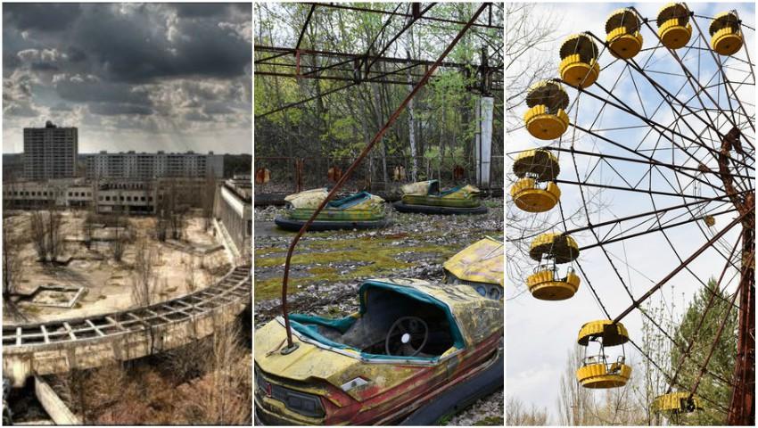 Foto: Zona Cernobîl este declarată deschisă publicului larg. Președintele Ucrainei, Vladimir Zelenski, a semnat un decret în acest sens