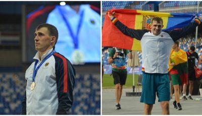Medalia de aur pentru Moldova la Universiada Mondială! Bravo, Andrian Mardare!