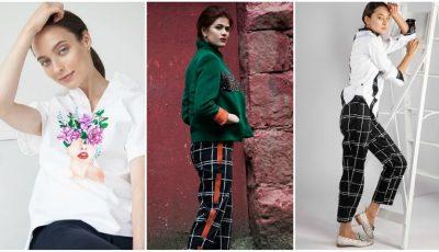Succes remarcabil! Creațiile unui moldovence stabilite în Canada, expuse pe paginile celebrei reviste britanice Vogue Fashion
