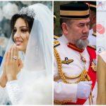 Foto: Oksana Voevodina, Miss Moscova 2015, și fostul rege al Malaeziei au divorțat
