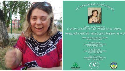 Participă la un eveniment informativ despre sănătatea copiilor și oferă-i Mihaelei șansa la o viață normală!