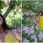Foto: Lenuța Burghilă a lansat o piesă nouă, cu videoclip filmat în Los Angeles!