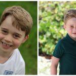 Foto: Prințului George îi cad dinții de lapte. Fotografii oficiale publicate cu ocazia împlinirii vârstei de 6 ani