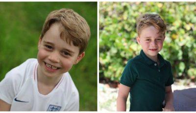 Prințului George îi cad dinții de lapte. Fotografii oficiale publicate cu ocazia împlinirii vârstei de 6 ani