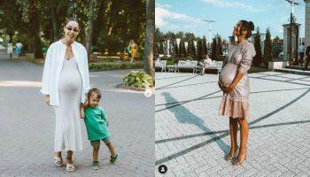 Bloggerița Daniela Culev a dezvăluit sexul bebelușului