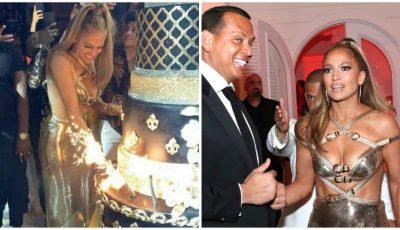 Jennifer Lopez, tratată ca o regină la aniversarea celor 50 de ani! Cum a sărbătorit diva?
