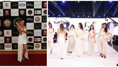 """O tânără din Moldova a fost aleasă ,,Designerul Anului"""", în Dubai!"""