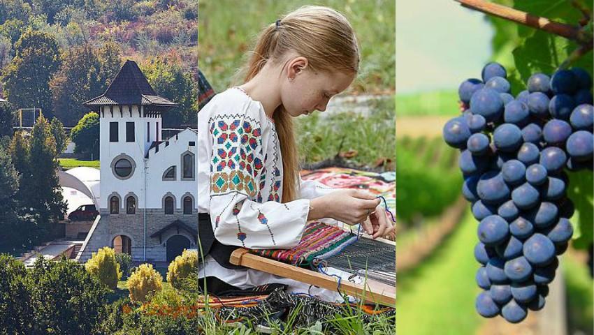 Foto: Uimitor! Moldova, recomandată ca destinație turistică de către Revista Forbes!