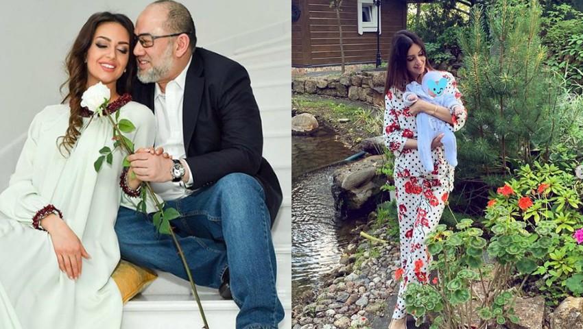 Foto: Fostul rege al Malaeziei a făcut un test de paternitate și a cerut divorțul de rusoaica Oksana Voevodina
