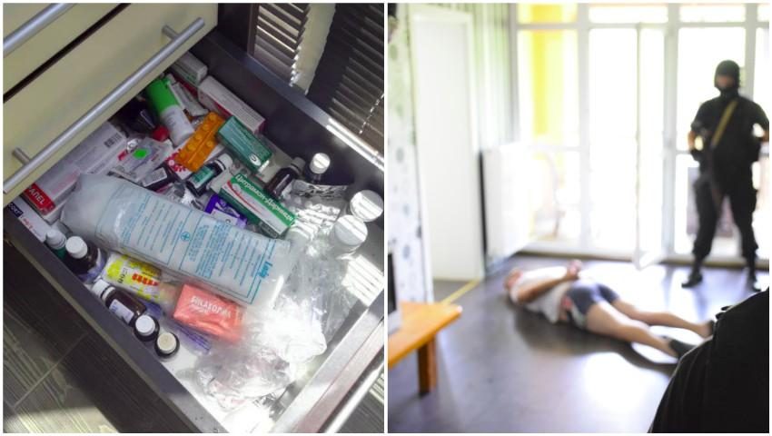 Foto: S-au dat drept medici și tratau persoanele dependente de alcool și droguri, cu medicamente pentru schizofrenie, privându-le de libertate
