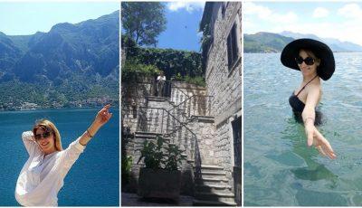 """Aura: ,,Am înțeles că ne asemănăm foarte mult"""". Impresii despre vacanța în Muntenegru!"""