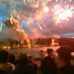Foto: Video. Explozie cu focuri de artificii la Minsk: o femeie a murit, mai mulți oameni au fost răniți