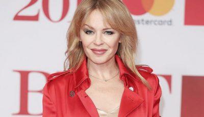 """Kylie Minogue, despre lupta ei cu cancerul: """"Am fost diagnosticată greșit"""""""