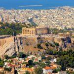 Foto: Acropola din Atena, unul din cele mai vizitate monumente istorice din lume, s-a închis din cauza caniculei