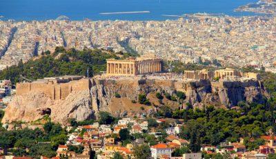 Acropola din Atena, unul din cele mai vizitate monumente istorice din lume, s-a închis din cauza caniculei