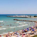 Foto: Plaja de pe litoralul românesc unde nu este recomandat să mergeți cu copiii