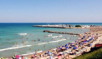 Plaja de pe litoralul românesc unde nu este recomandat să mergeți cu copiii