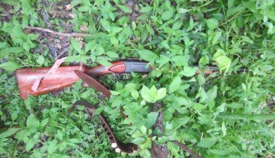 Un minor din Călărași s-a împușcat cu arma de vânătoare a tatălui său