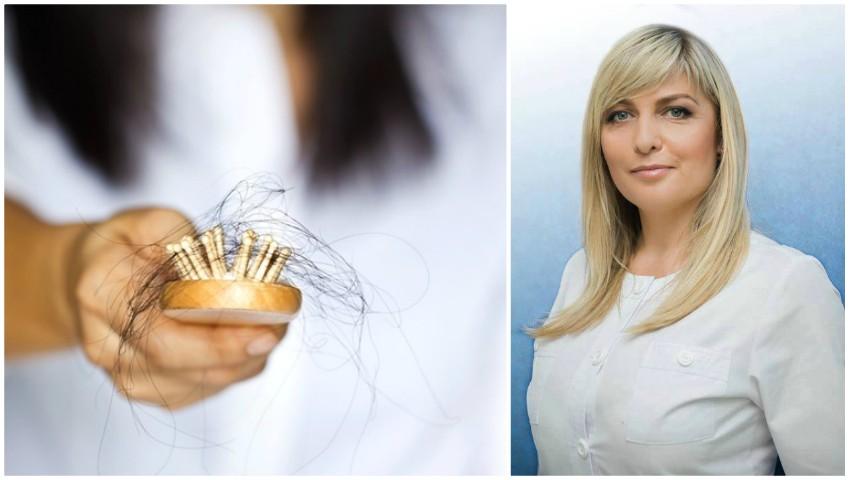 Foto: Căderea părului: cauze, tratament și soluții de prevenire