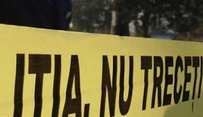 Caz îngrozitor în Capitală. O fetiță de patru ani a căzut de la etajul 6 al unui bloc de locuit
