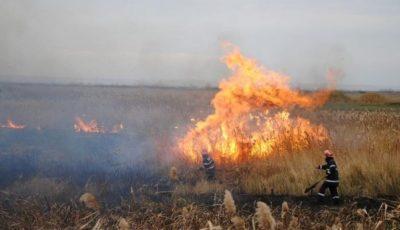 Pericol de incendii și în Moldova! Avertizarea meteorologilor