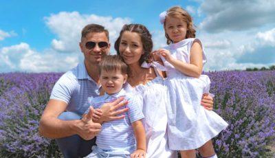 Irina și Serghey Kovalsky sunt în așteptarea celui de-al treilea bebeluș!