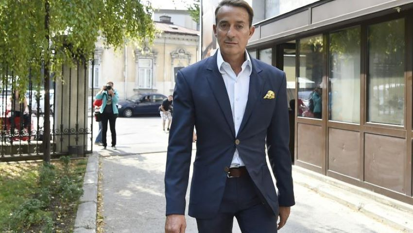 Foto: Omul de afaceri român Radu Mazăre se însoară astăzi în penitenciar