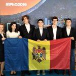 Foto: Elevii moldoveni au obținut două medalii de bronz la Olimpiada Internațională de Fizică, desfășurată în Israel
