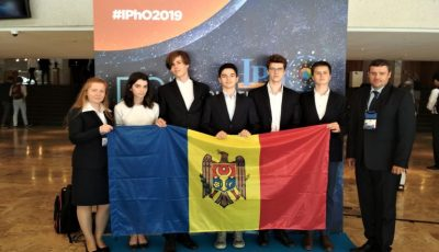 Elevii moldoveni au obținut două medalii de bronz la Olimpiada Internațională de Fizică, desfășurată în Israel