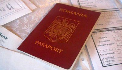 Toate taxele pentru perfectarea actelor pentru obţinerea cetăţeniei române ar putea fi eliminate