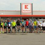 Foto: Peste 14 mii de euro au fost colectaţi în urma Hospice Bike Tour 2019