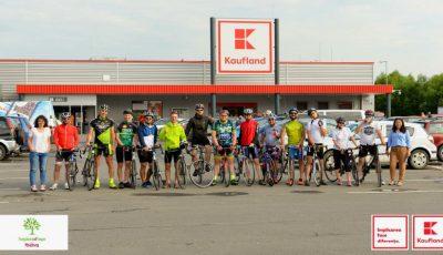 Peste 14 mii de euro au fost colectaţi în urma Hospice Bike Tour 2019