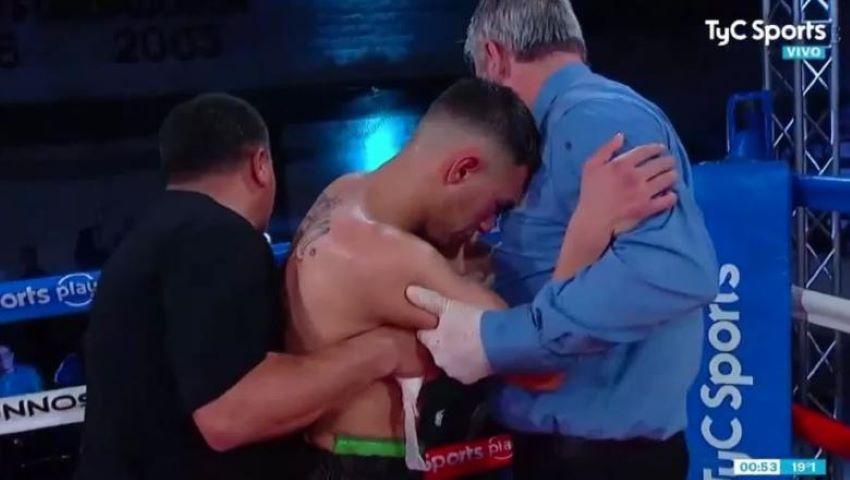 Foto: Hugo Santillan, al doilea boxer care moare în urma meciului de pe ring