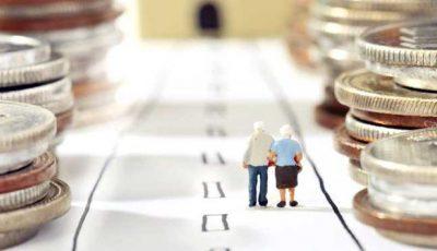 Guvernul român majorează pensiile până la 390 de euro
