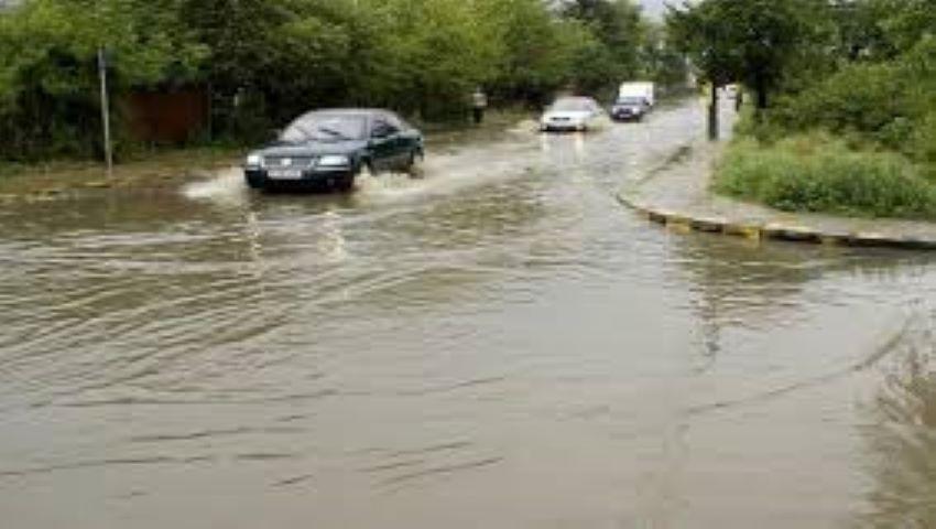 Foto: Cod galben de ploi puternice, în Moldova! Vezi până când e valabilă avertizarea