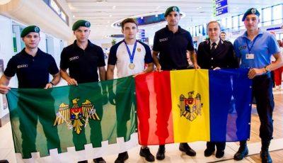 Moldova a obținut medalia de bronz la Unversiada Mondială din Napoli