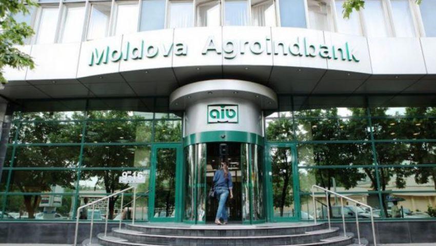 Foto: Moldova Agroindbank oferă despăgubiri de jumătate de milion de lei fiecăruia dintre clienții afectați de jaful bancar